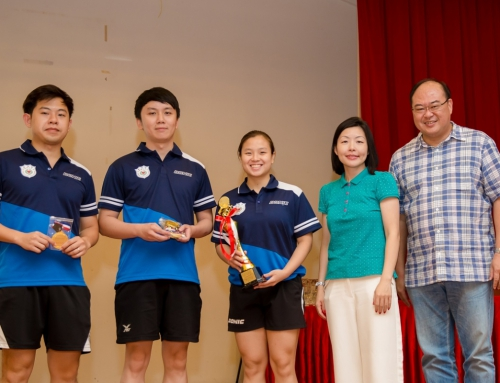 7th SFCCA Youth Sports Festival-Table Tennis Competition & Closing Ceremony