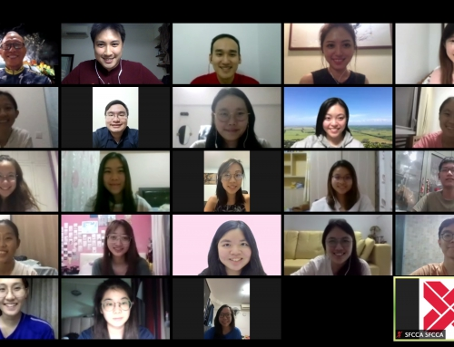 SFCCA Scholars Network Virtual Gathering