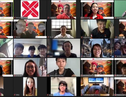 第九届宗乡青年体育节:电子竞技(手机版)