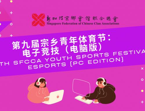第九届宗乡青年体育节:电子竞技(电脑版)